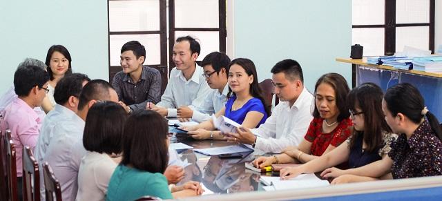 Sinh hoạt chuyên môn tại Khoa Luật, Đại học Kinh tế Đà Nẵng